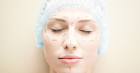 Lifting no rejuvenescimento facial